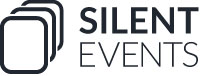 Silent Events logo black NET